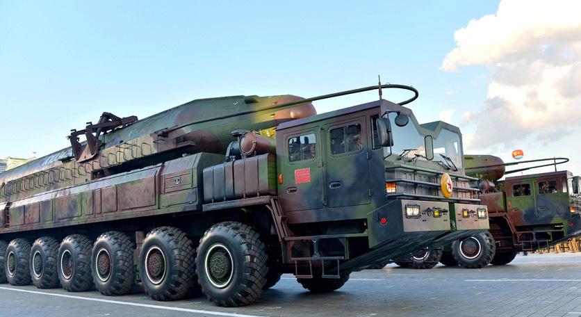 "N.Korea ""not afraid of anything"", again hints at ICBM tests"