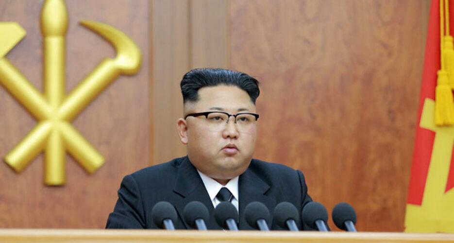 Expressing some regret, Kim Jong Un calls for ICBM capabilities in 2017