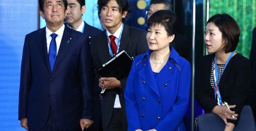 Seoul and Tokyo fall out again – to Pyongyang's benefit