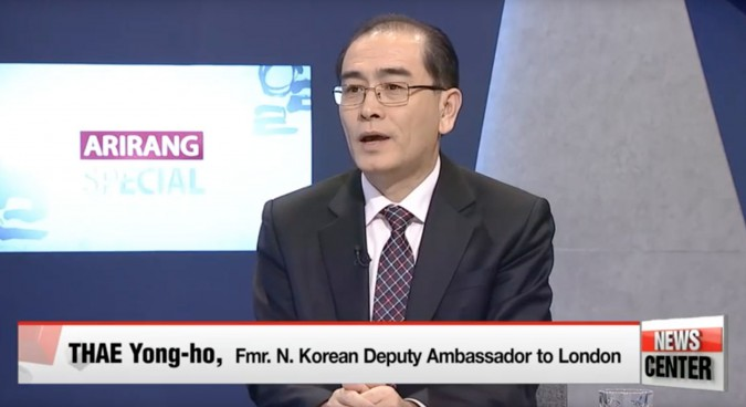 N.Korean diplomat defector talks Trump, sanctions and Kim Jong Un