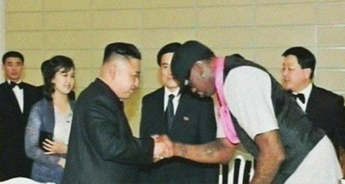 Dennis Rodman to discuss N.Korea at prestigious U.S. military academy