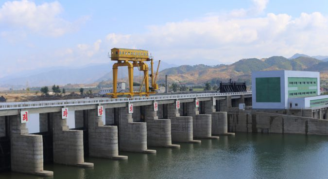 N. Korea completes hydro plant as part of UN project