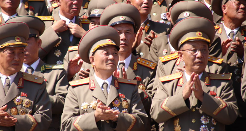 North Korea's baffling personalized rank insignia, explained