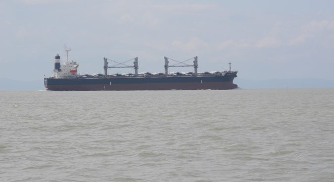 North Korean ship sinks near Chinese port