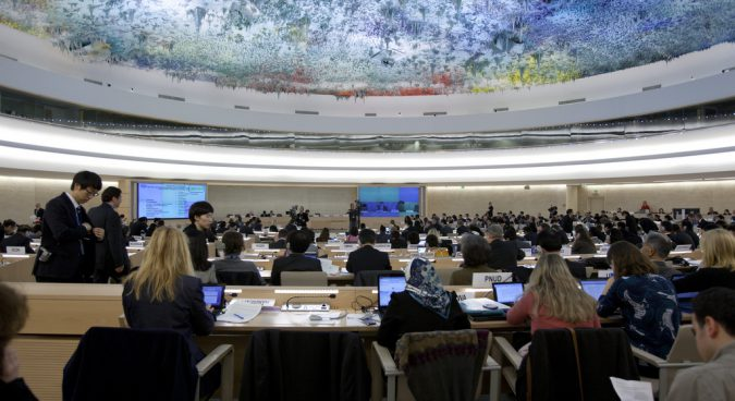 Resolution on UN's N. Korean human rights mechanisms adopted
