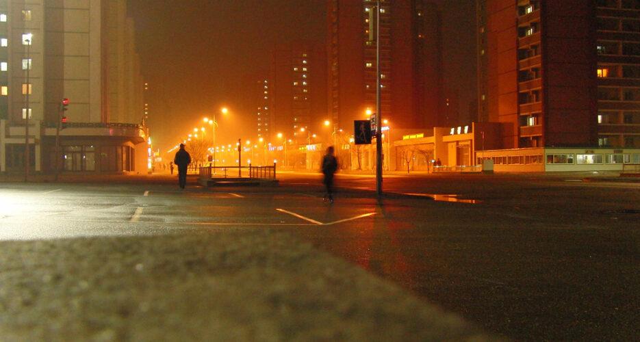 N.Korea lighting capital with solar-powered street, garden lights: state media