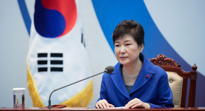 Park Geun-hye removed from office, election likely in early May