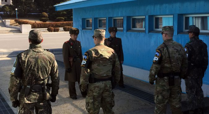 Why U.S. troops must stay in South Korea