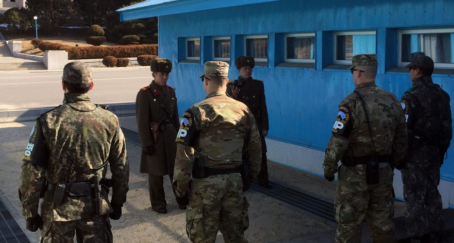 Why U.S. troops must stay in South Korea
