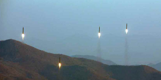 N.Korea pledges to regularly conduct ballistic missile launch drills