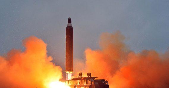 N. Korea attempts missile launch, fails: ROK JCS