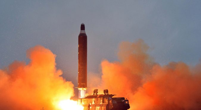 N. Korea attempts missile launch, fails: ROK JCS