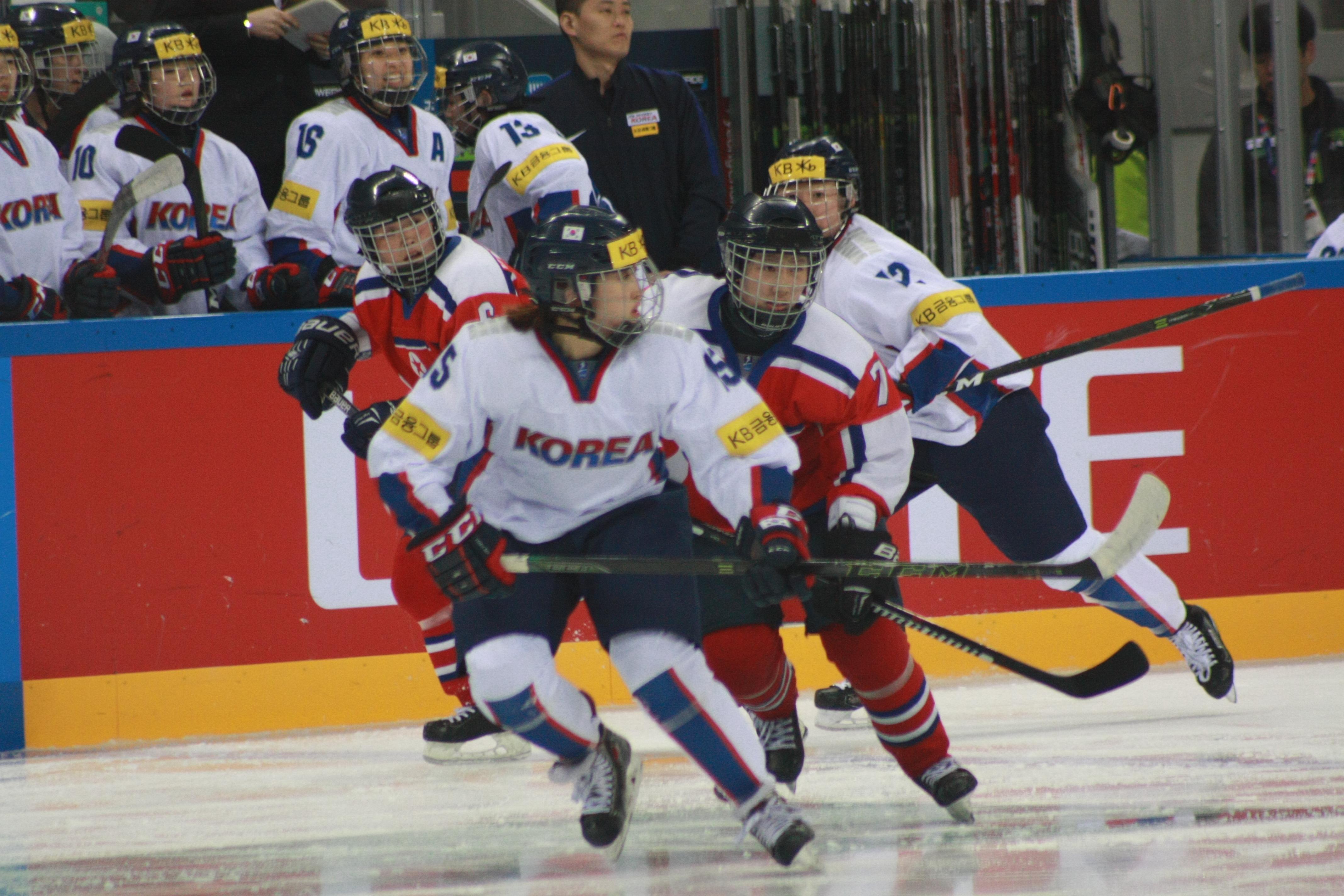 south koreas hockey team - HD4272×2848