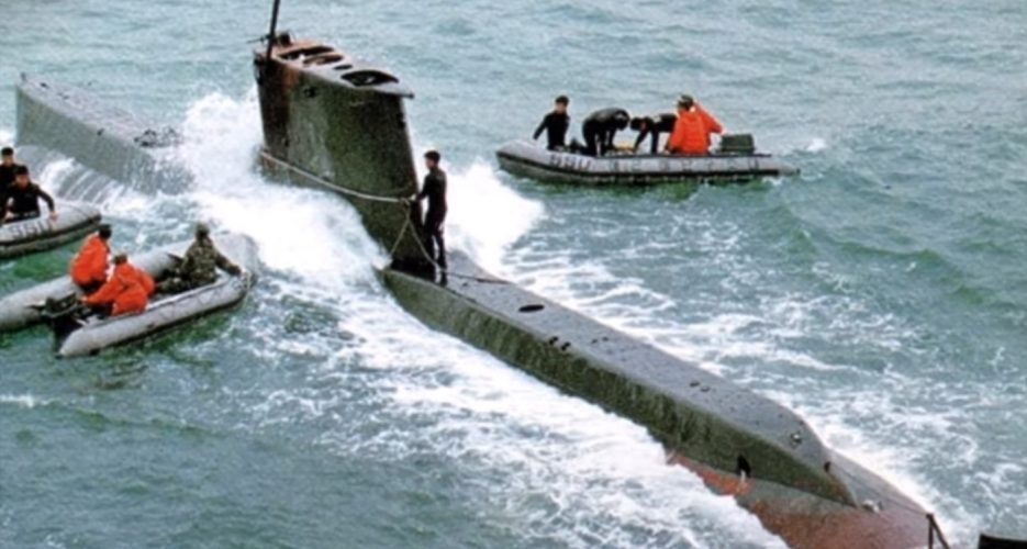 The night the North Koreans came ashore: the Gangneung incident, 21 years on