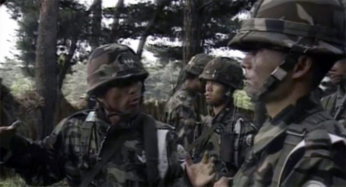 Combat against the invisible N.Koreans: the Gangneung incident, 21 years on
