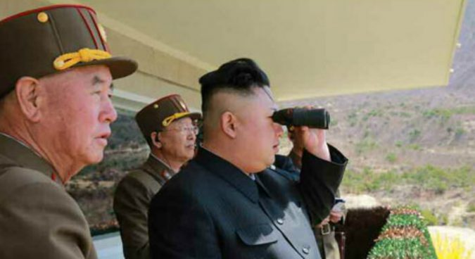 N.Korean military threatens to raze U.S. army bases in S.Korea