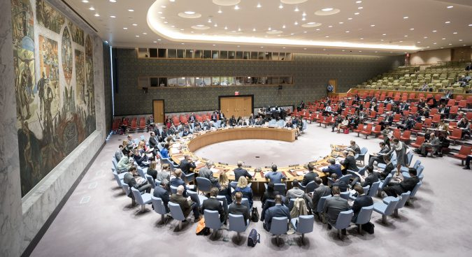 S. Korea expresses 'deep regret' at dissent over UNSC statement condemning DPRK