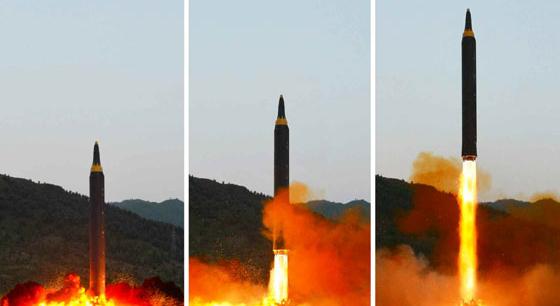 "Chances N. Korea has missile reentry technology ""low"": S. Korean JCS"