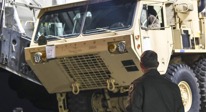 THAAD system in South Korea now operational, Seoul and Washington say