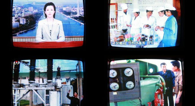 Could foreign media break the grip of Pyongyang's propaganda?