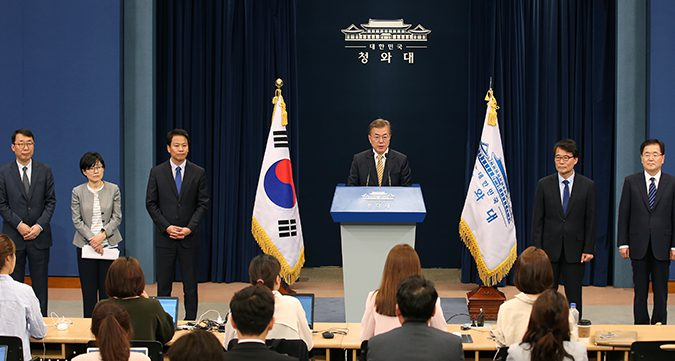 Moon Jae-in and North Korea: Some advice from former ministers