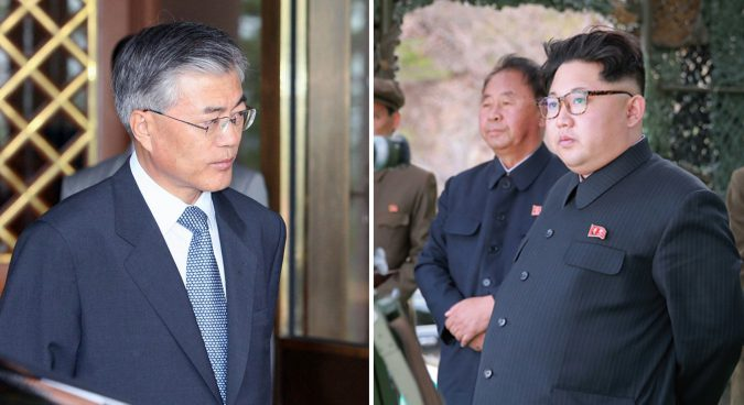 North Korean leader invites South Korean President to Pyongyang