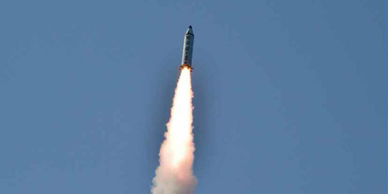 """N. Korea announces Pukguksong-2 launch, says missile can now be """"mass-produced"""""""