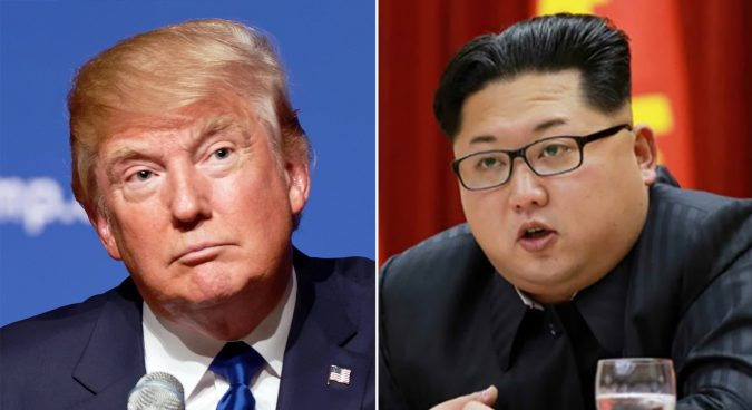 A tale of two lucky pranksters: Donald Trump and Kim Jong Un