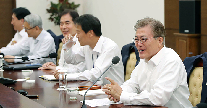 """Will Moon Jae-in be able to implement """"Sunshine 2.0""""?"""