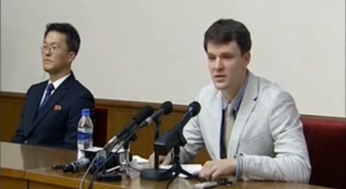 Cause of Warmbier brain injury unknown, no sign of botulism: doctors