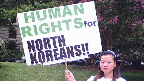 What do North Korean defectors think of South Korea's new government?