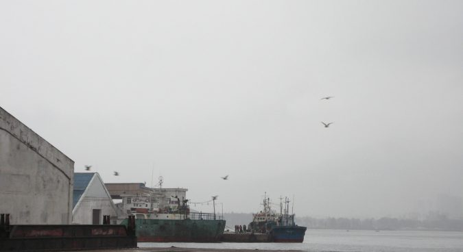 North Korea releases Russian yacht from Rajin