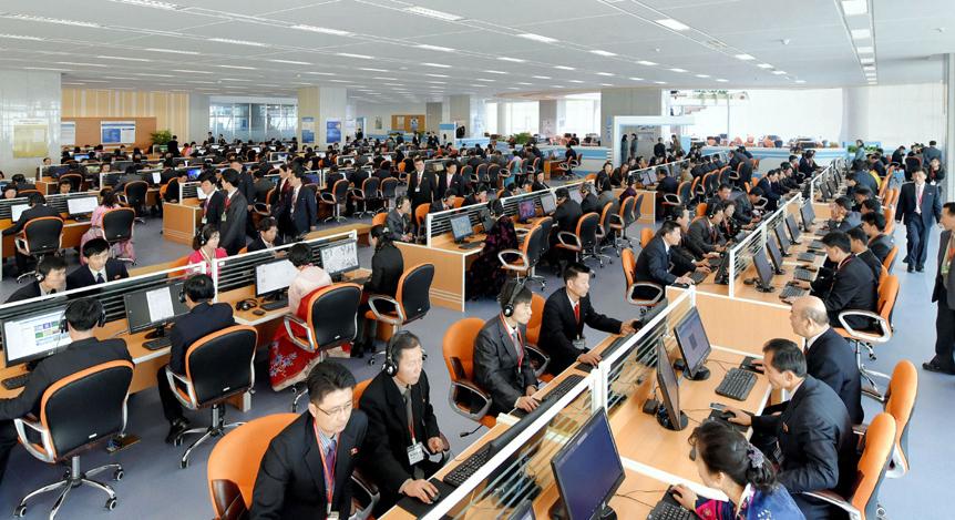 "N. Korean cyber attacks targeting ""critical infrastructure"", finance: U.S."