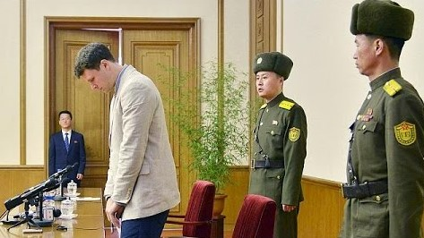 "North Korean media says Otto Warmbier released on ""humanitarian grounds"""