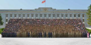 Kim Jong Un's May activity: More military-focused than ever before