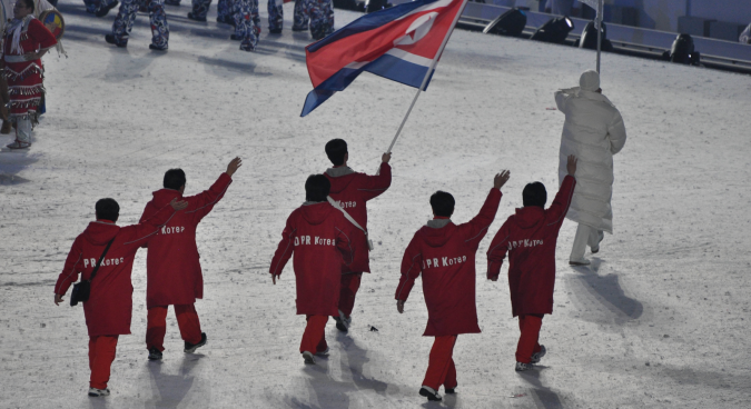 Should North Korea be banned from the 2018 Pyeongchang Olympics?