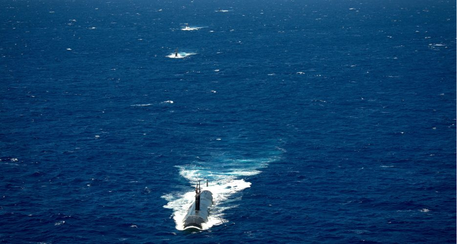 U.S. nuclear-powered fast attack submarine arrives in South Korea