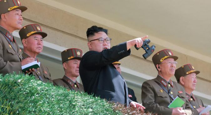 """Drawing a """"red line"""" on North Korea: What's the point?"""