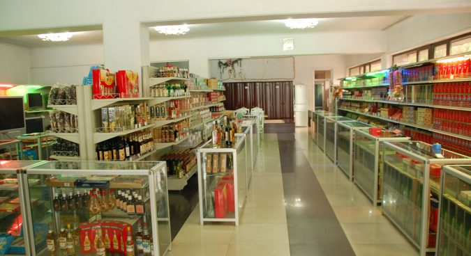 north korea shop photo