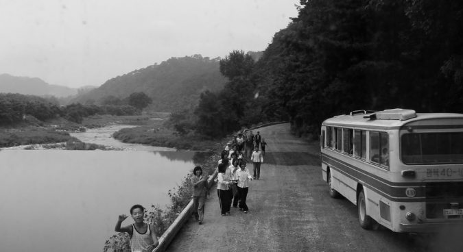 north korea rural photo