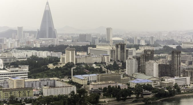 pyongyang city photo