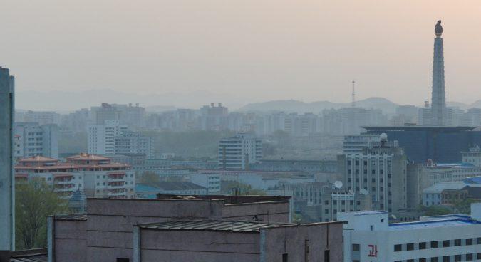 Canadian Government delegation arrives in Pyongyang