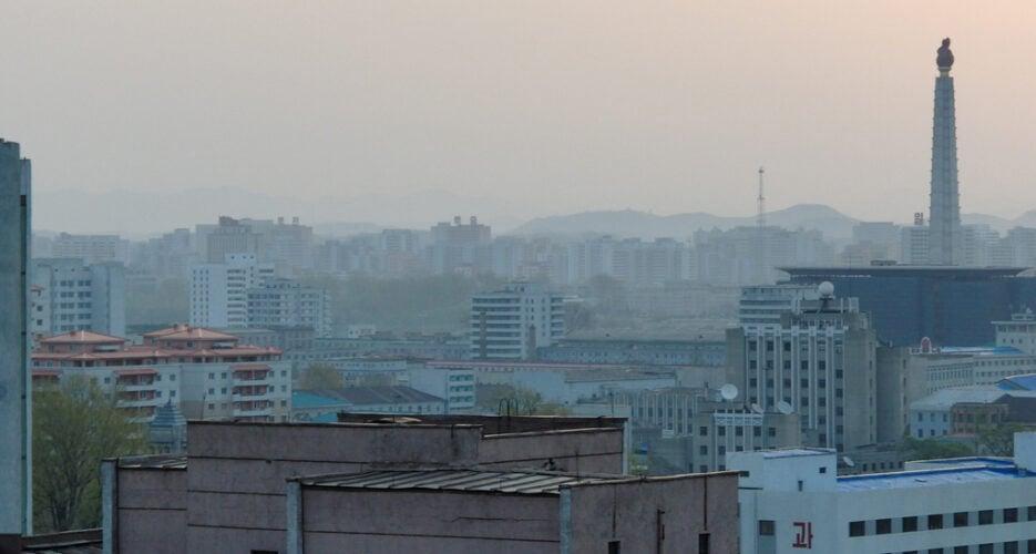 Morning Chorus: Pyongyang's 6 am wake up call