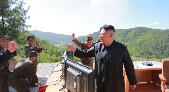 "North Korea now convinced that ""time is on their side"": Ralph Cossa"