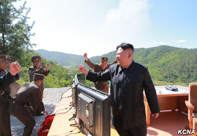 """North Korea now convinced that """"time is on their side"""": Ralph Cossa"""