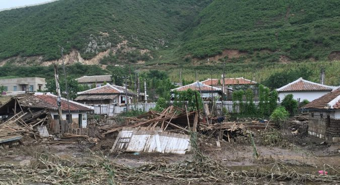 IFRC to train N. Koreans from flood-affected areas in disaster response: report