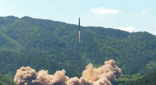 "North Korean state media says ICBM has range of ""over 6400 km"""