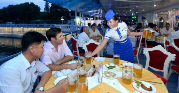 North Korea's August beer festival has been canceled, sources say