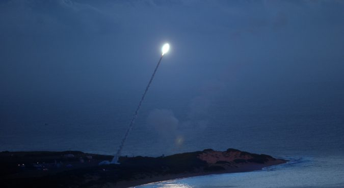 North Korea test-launches several short-range projectiles: JCS