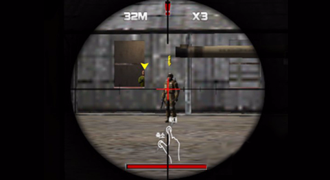 "North Korean media promoting new ""Hunting Yankee"" first-person shooter game"